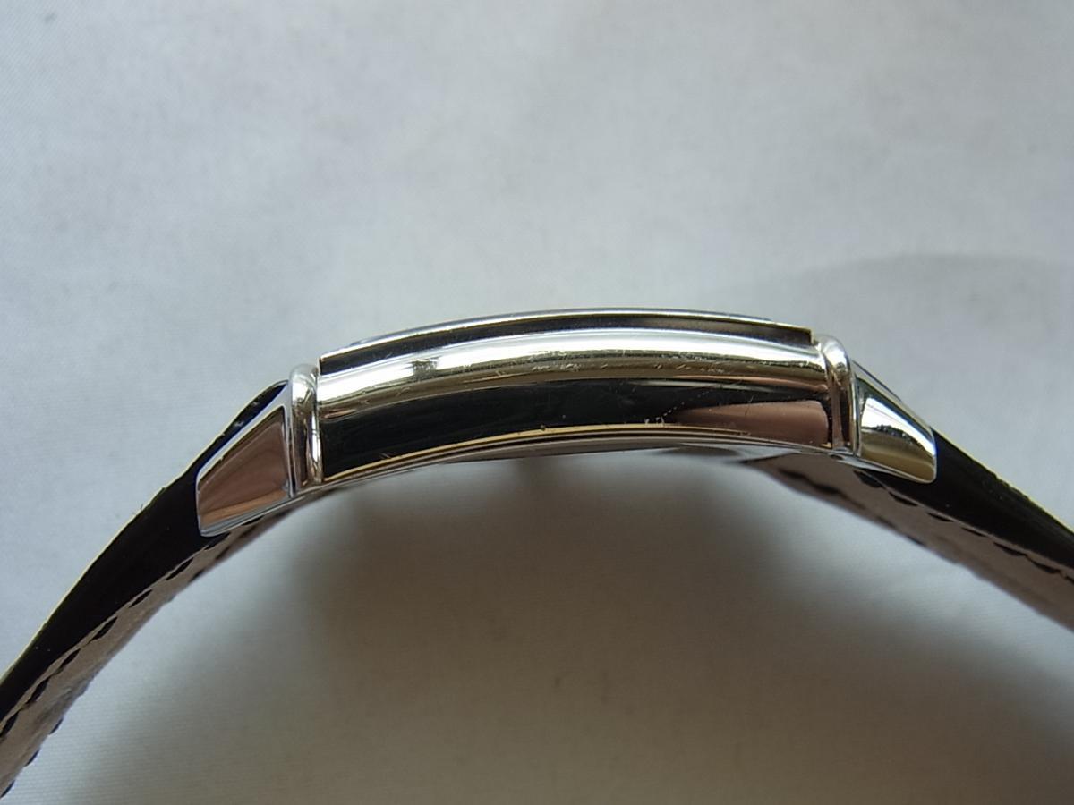 ジラールペルゴヴィンテージ1945 シルバー 25932-11-111-BA6Aの高額売却実績と9時ケースサイド画像