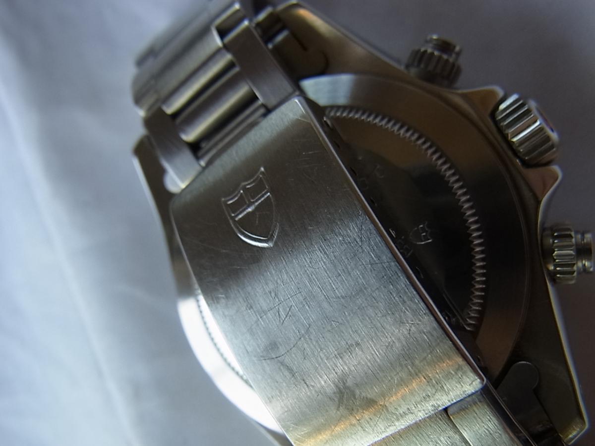 チュードルプリンセスデイトクロノタイム 79280 チュードルシリアルH番の高価売却とバックル画像