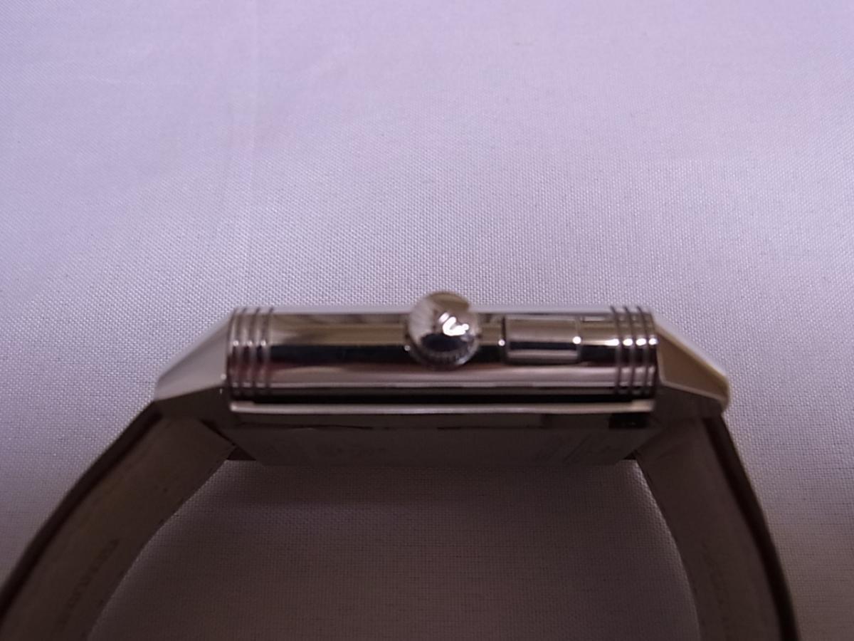 ジャガールクルトレベルソデュオスモールセコンドref.272.8.54 q2718410の買い取り実績と3時リューズサイド画像