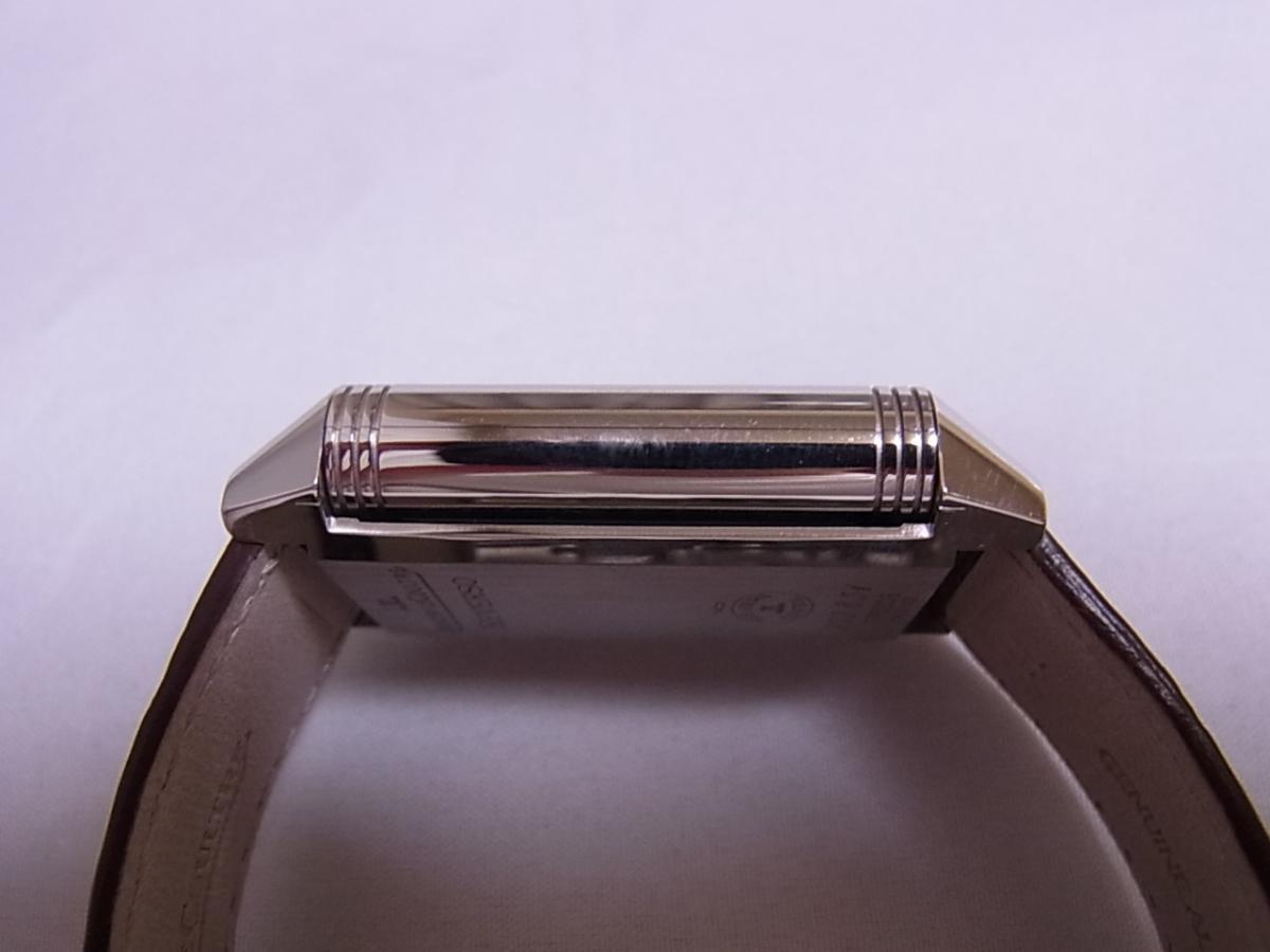 ジャガールクルトレベルソデュオスモールセコンドref.272.8.54 q2718410の高額売却実績と9時ケースサイド画像