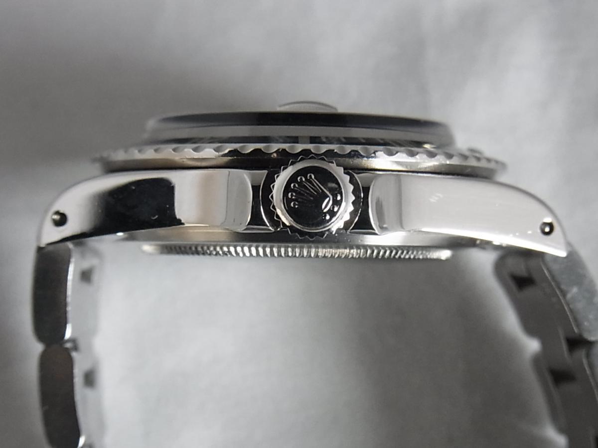 ロレックスサブマリーナアンティーク1680/0 38番台シリアル(1959年頃製造モデル)の買い取り実績と3時リューズサイド画像