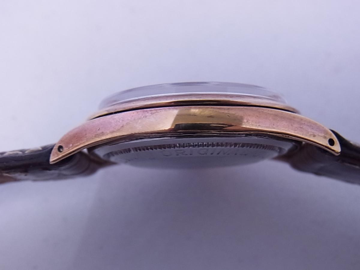 チュードルプリンセスオイスターデイトバーインデックス小薔薇 ヴィンテージ 自動巻きの高額売却実績と9時ケースサイド画像