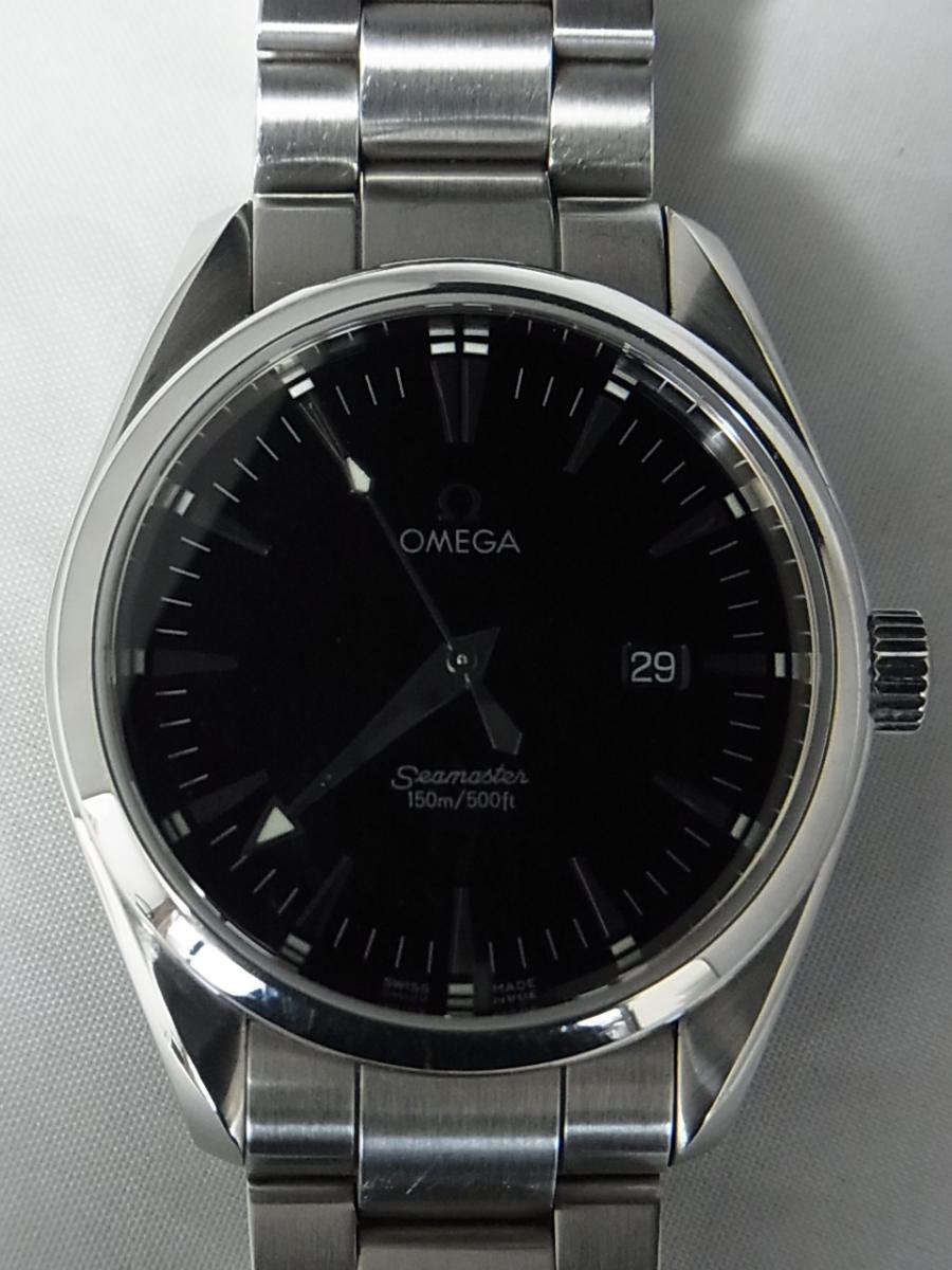 オメガシーマスターアクアテラ2517.50の買取実績と正面全体画像