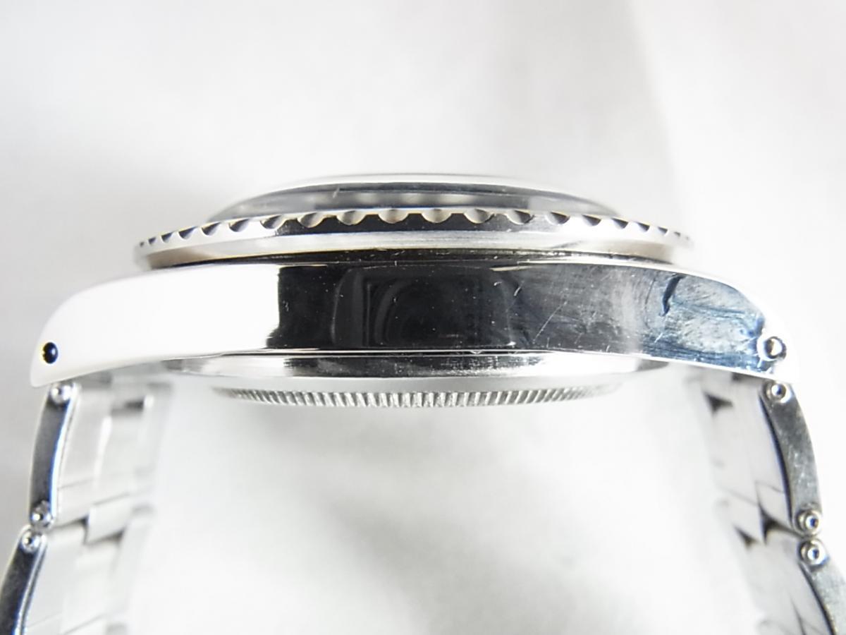 チュードルオイスタープリンスサブマリーナデイト7928/0 USベルトロレックス社製78360採用モデルの高額売却実績と9時ケースサイド画像