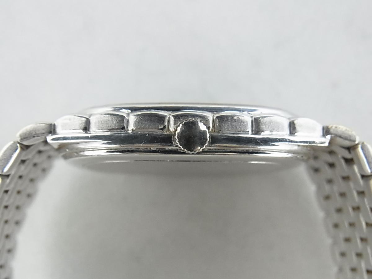 オーデマピゲコブラホワイトゴールドダイヤモンド針D37863の買い取り実績と3時リューズサイド画像