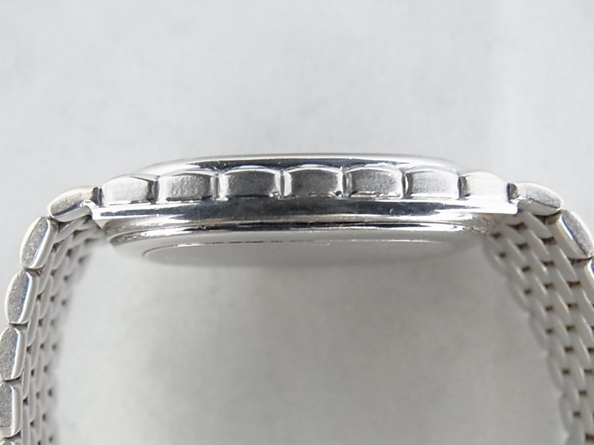 オーデマピゲコブラホワイトゴールドダイヤモンド針D37863の高額売却実績と9時ケースサイド画像