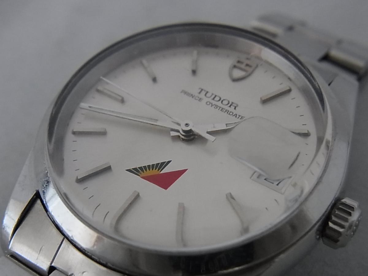 チュードルフィリピンエアラインダブルネーム74000Nの買取り実績とフェイス斜め画像