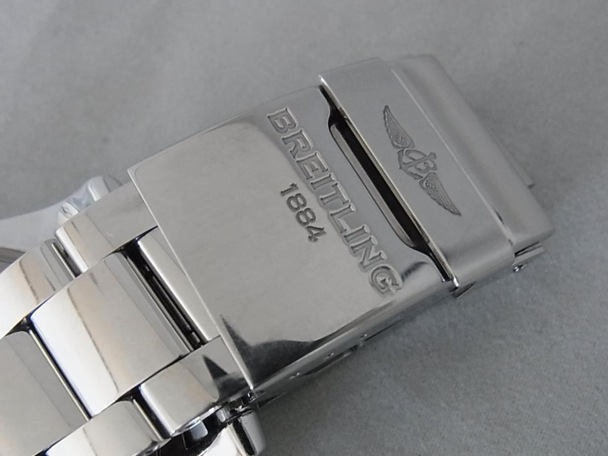 ブライトリングアベンジャーA3239011/BC35/170A,A32390の高価売却とバックル画像