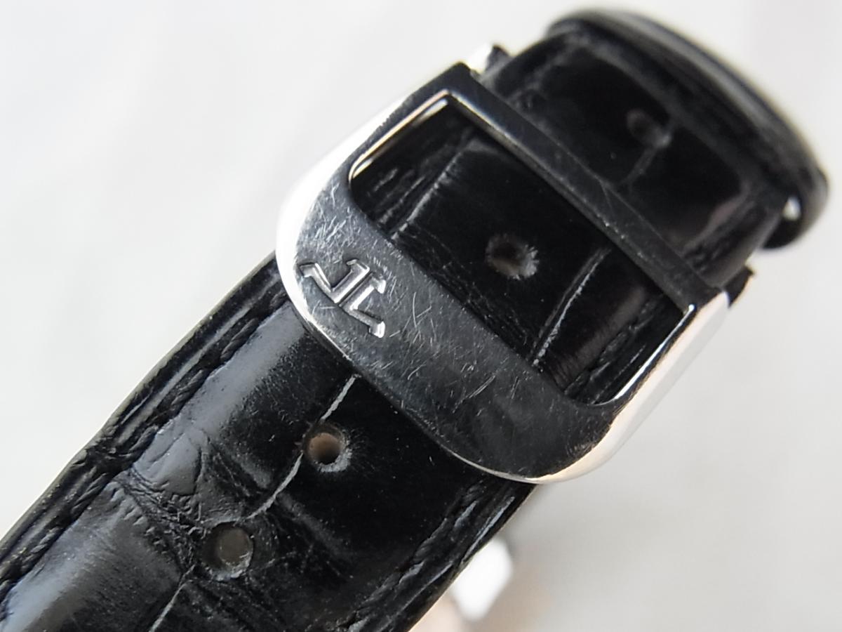ジャガールクルト マスターコントロール 140.8.89の高価売却とバックル画像
