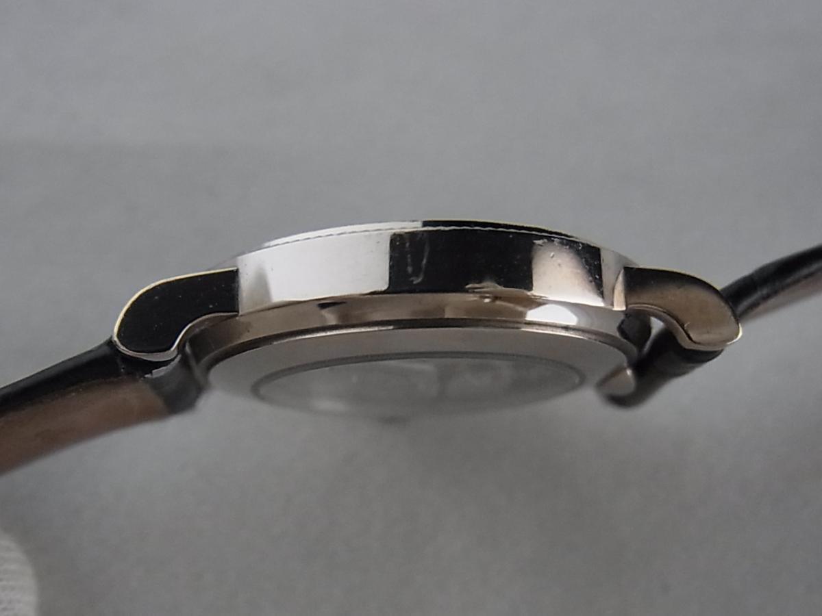 パテックフィリップカラトラバレディース日本限定モデル4809SG-001の高額売却実績と9時ケースサイド画像