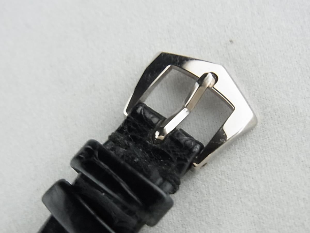 パテックフィリップカラトラバレディース日本限定モデル4809SG-001の高価売却と尾錠画像