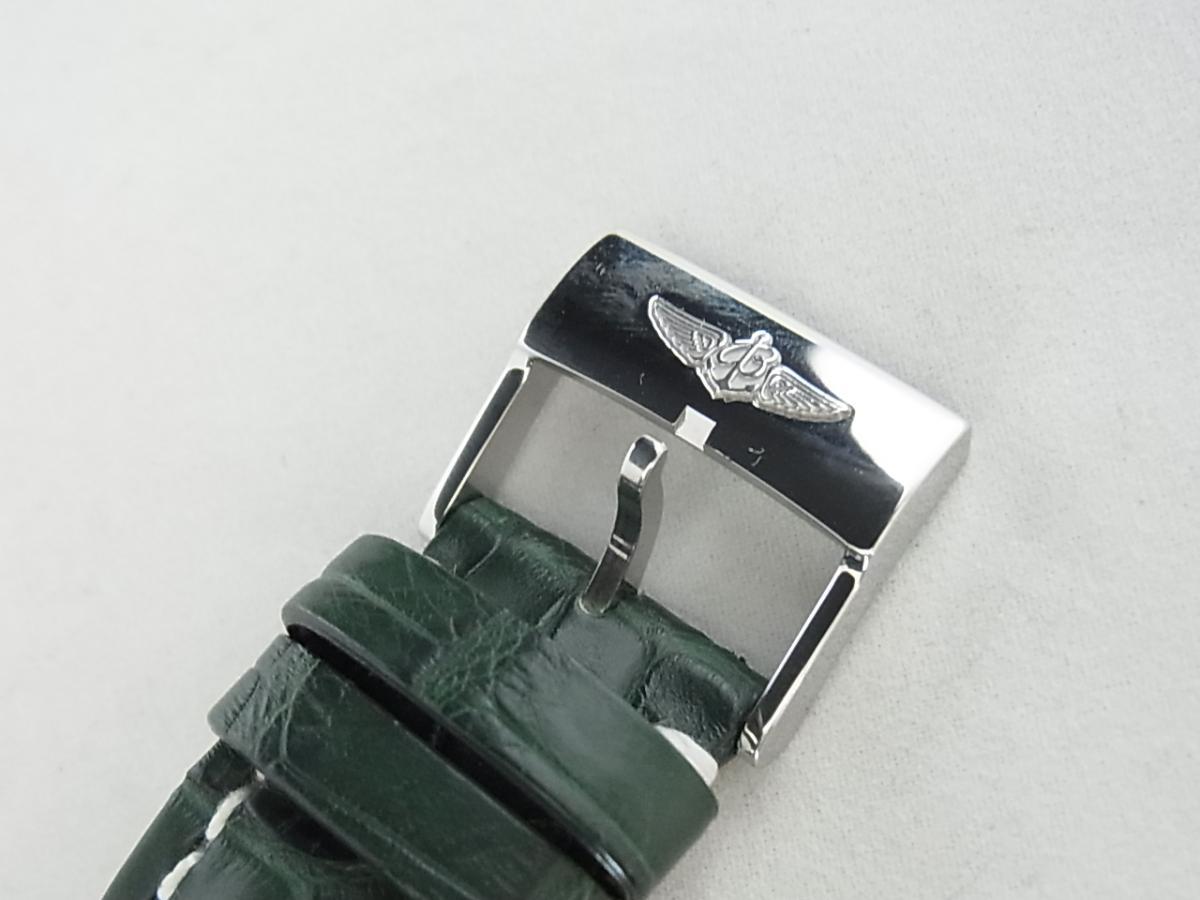 ブライトリングナビタイマーAB0120,AB012012/BB02の高価売却と尾錠画像