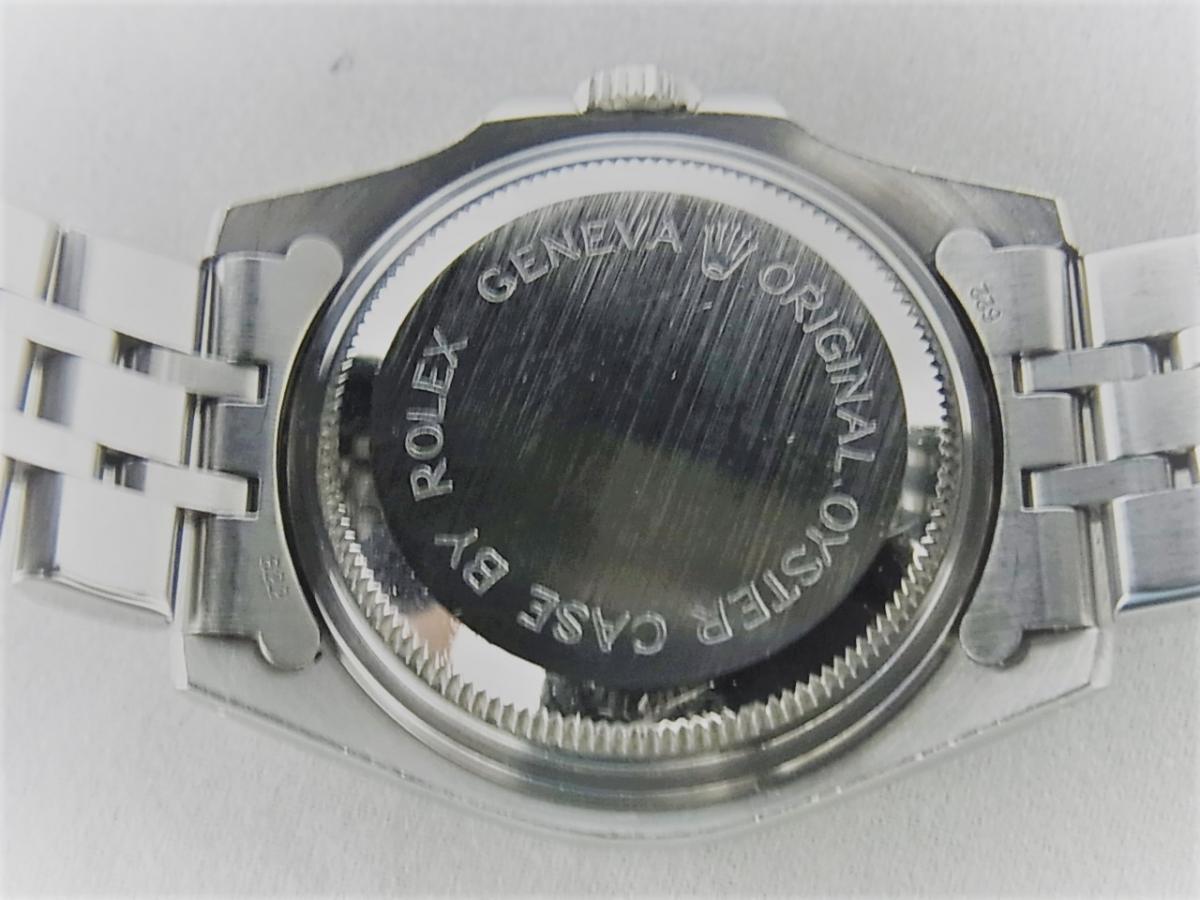チュードル ミニサブ 73190  売却実績 裏蓋画像