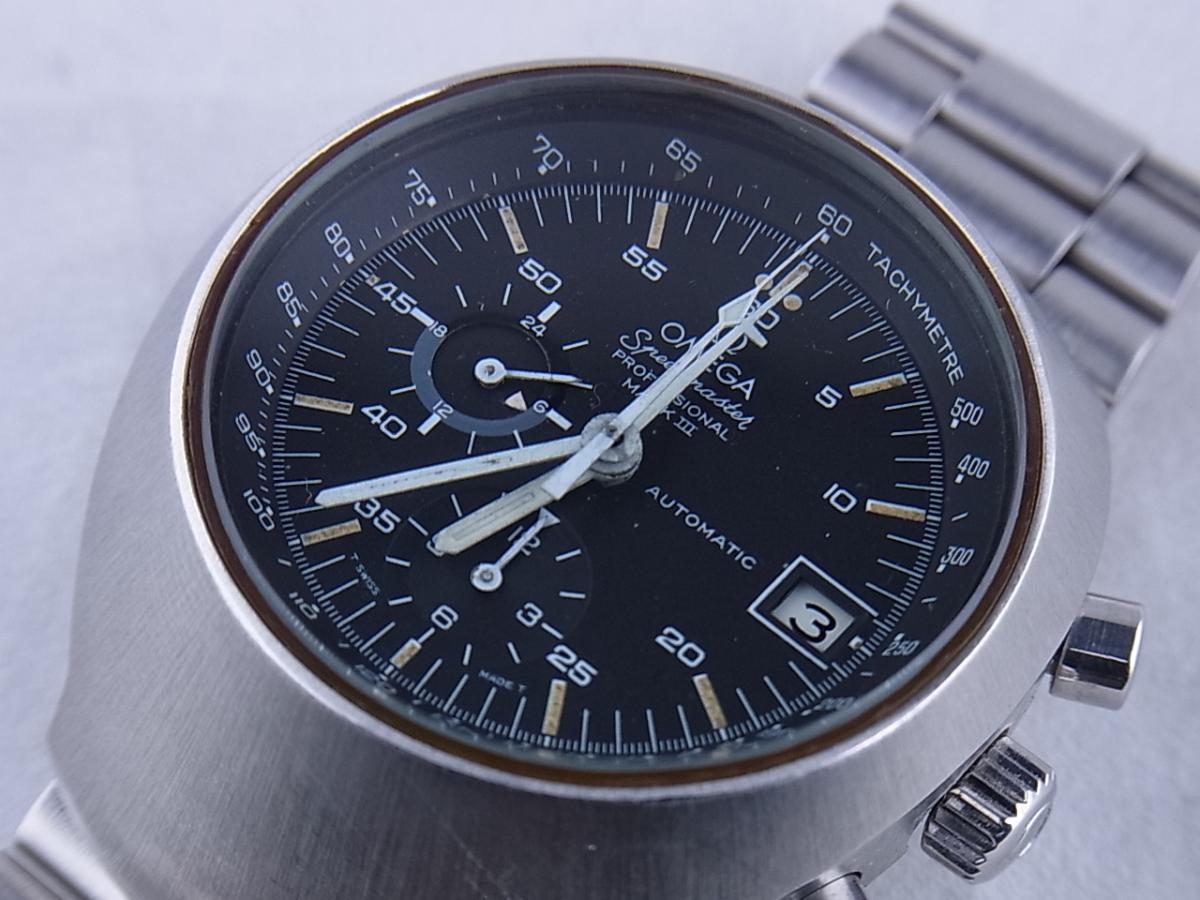 オメガ スピードマスター 176.002 買取り実績 フェイス斜め画像