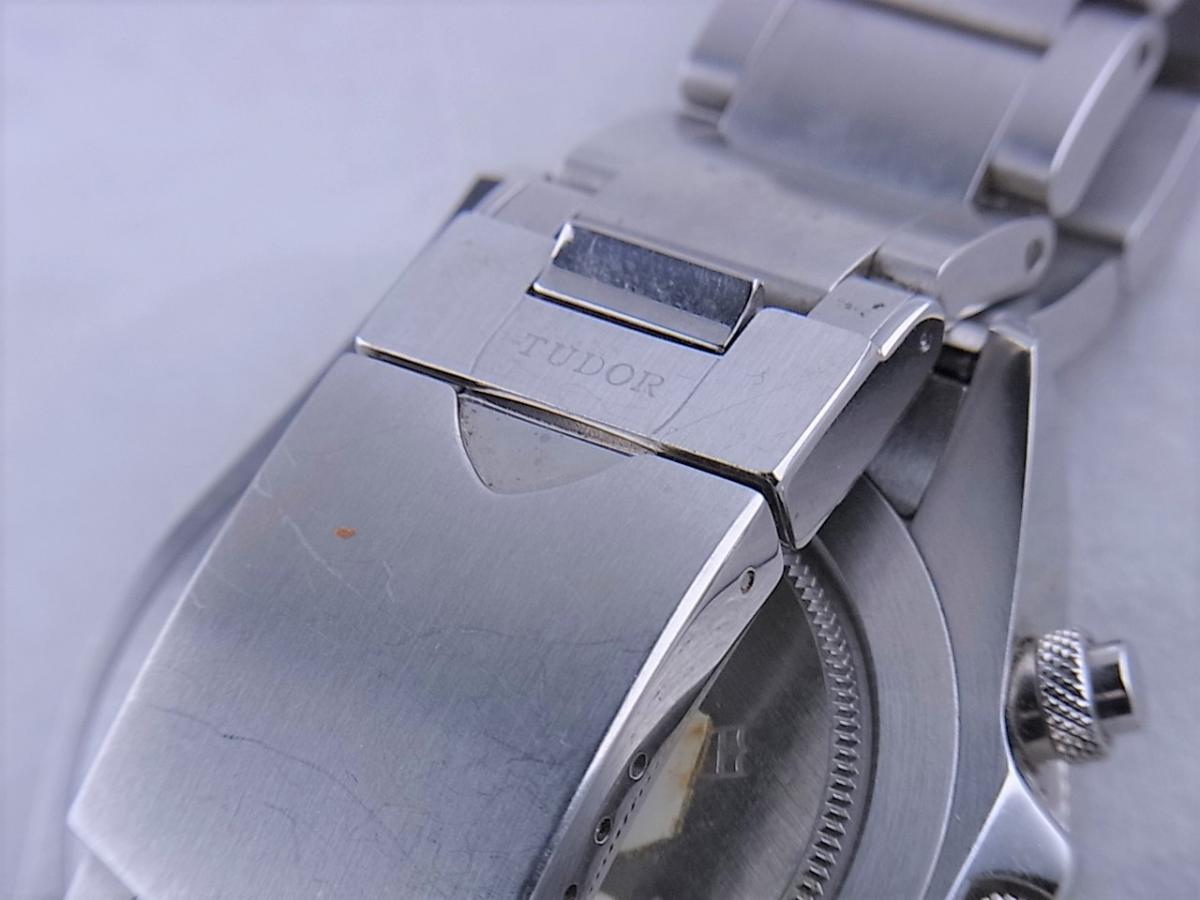 チュードル ヘリテージクロノ 70330B 高額売却 バックル画像