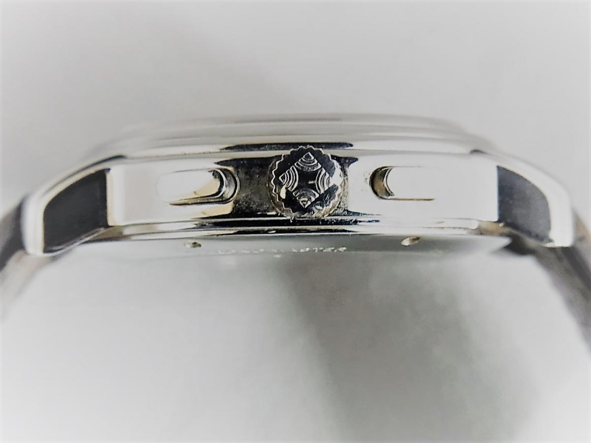 ゼニス クロノマスター 03.1240.4001-01.C496.GB  買い取り実績 3時リューズサイド画像 時計を売るならピアゾ(PIAZO)