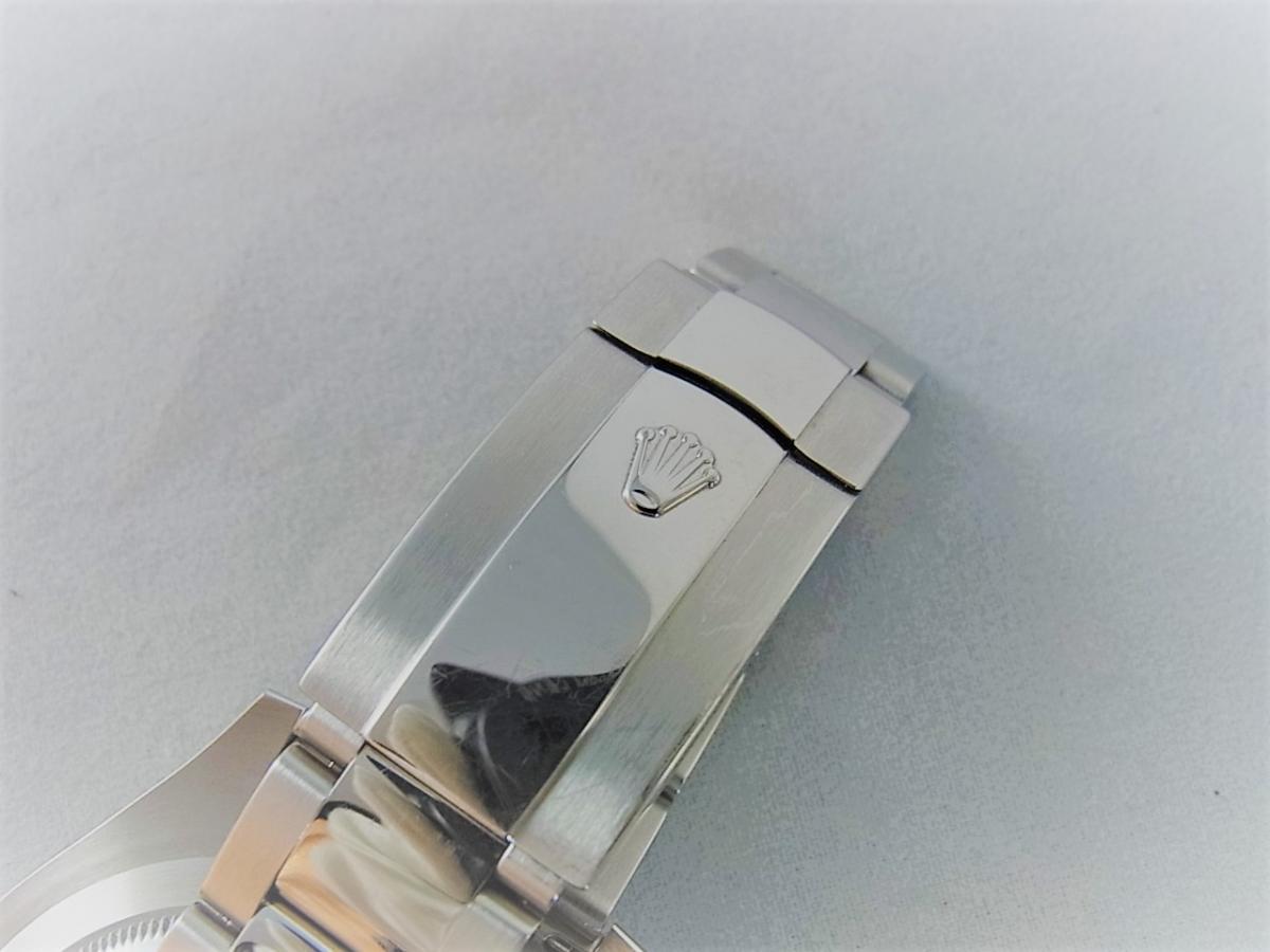 ロレックス デイトジャストⅡ 116334  高価売却 バックル画像