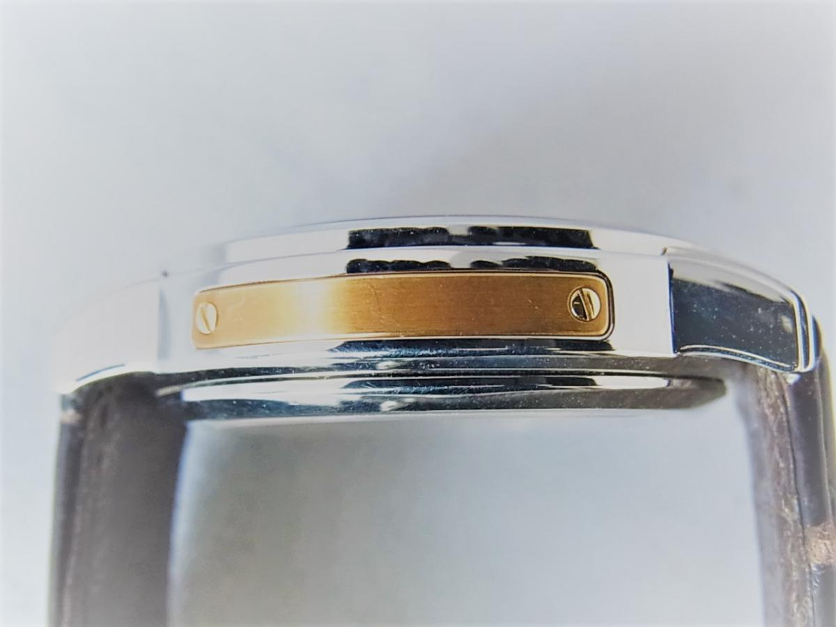 クレドールスプリングドライブ初期型GBLG999 25周年限定プラチナ1000採用モデル 高額売却実績 9時ケースサイド画像 時計を売るならピアゾ(PIAZO)