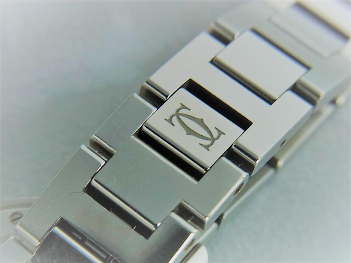 カルティエミスパシャref.W3140008 高価売却 バックル画像 時計を売るならピアゾ(PIAZO)