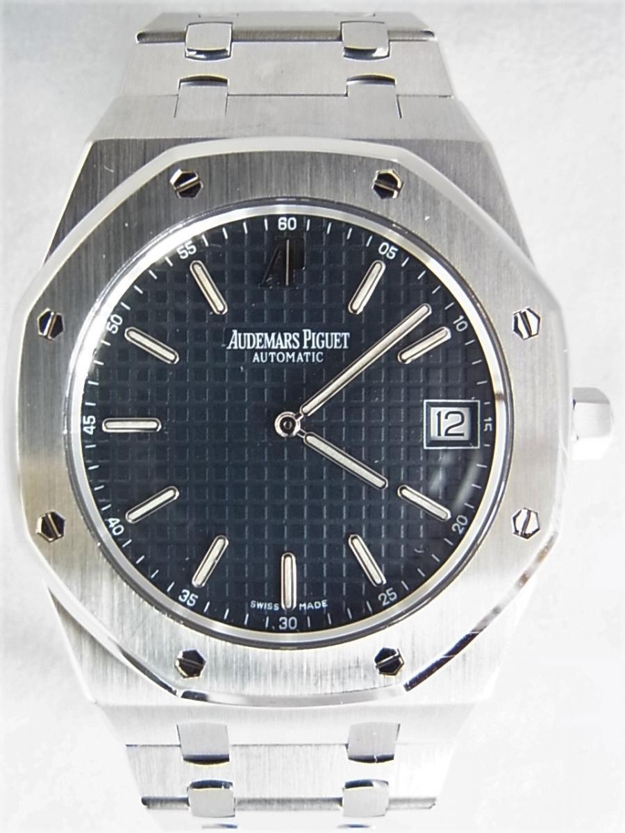 オーデマピゲロイヤルオーク ジャンボ15202ST.OO.0944ST.02 時計本体のみ 買取実績 正面全体画像 時計を売るならピアゾ(PIAZO)