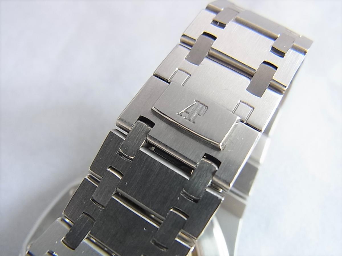 オーデマピゲロイヤルオーク ジャンボ15202ST.OO.0944ST.02 時計本体のみ 高価売却 バックル画像 時計を売るならピアゾ(PIAZO)