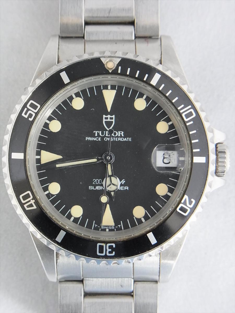 チュードルサブマリーナプリンスオイスターデイト75090 ボーイズサイズ 買取実績 正面全体画像 時計を売るならピアゾ(PIAZO)
