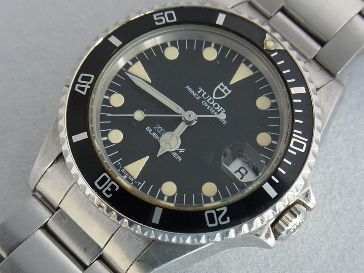 チュードルサブマリーナプリンスオイスターデイト75090 ボーイズサイズ 買取り実績 フェイス斜め画像 時計を売るならピアゾ(PIAZO)