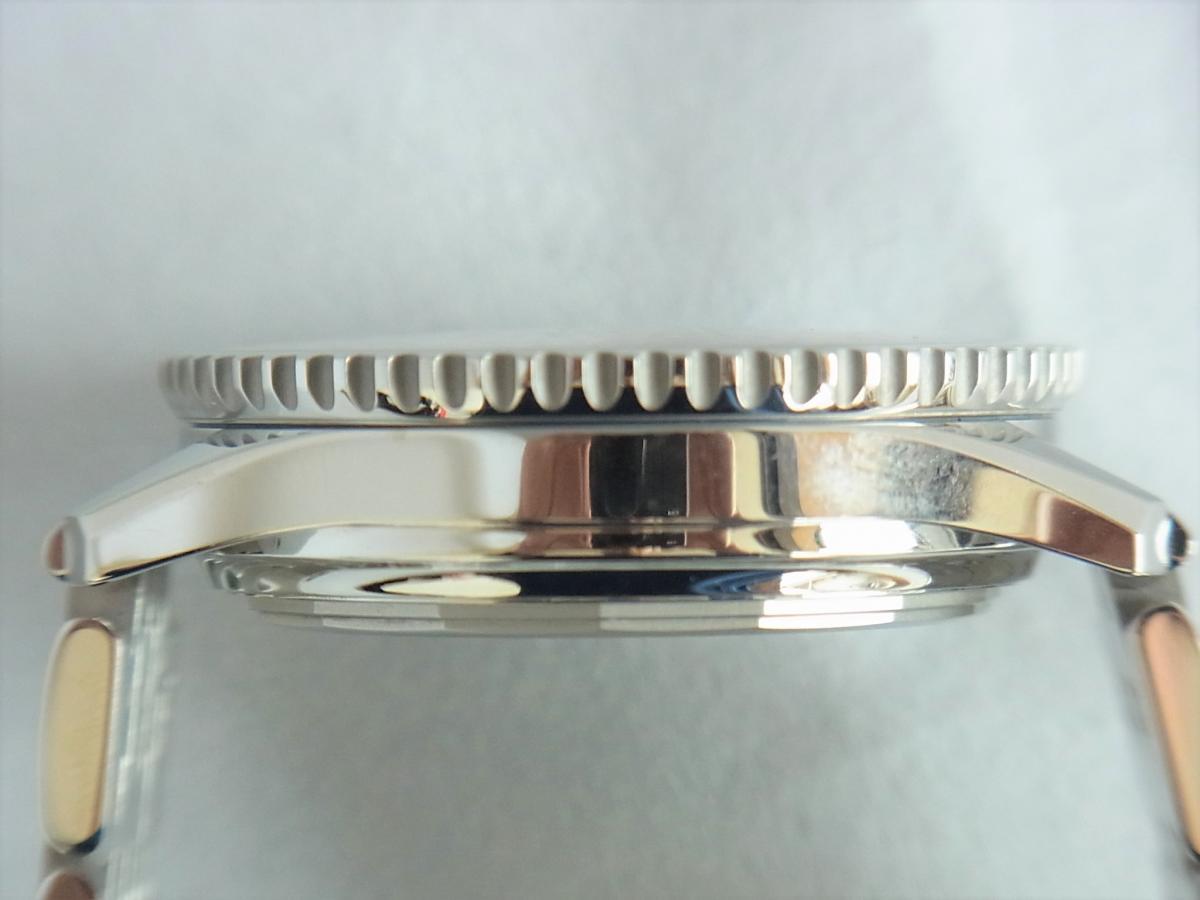ブライトリングモンブリラン38mm A41370 、A417G34NP 高額売却実績 9時ケースサイド画像 時計を売るならピアゾ(PIAZO)