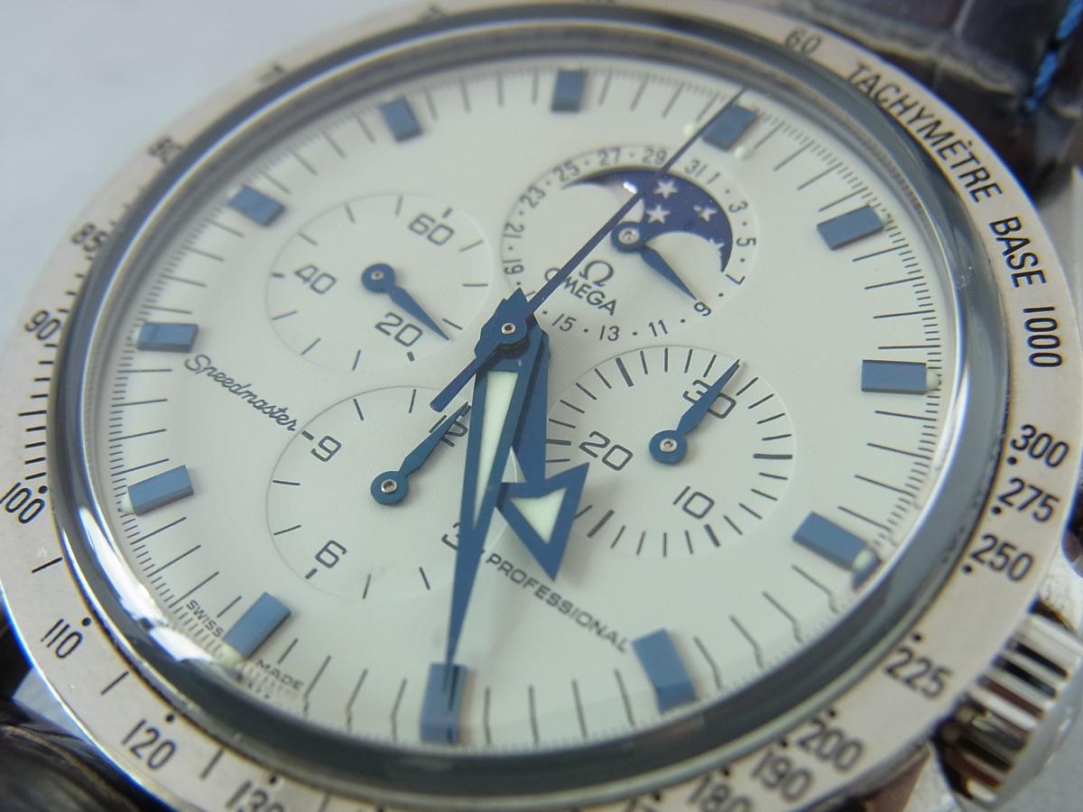 オメガスピードマスター3575.20 買取実績 正面全体画像 時計を売るならピアゾ(PIAZO)