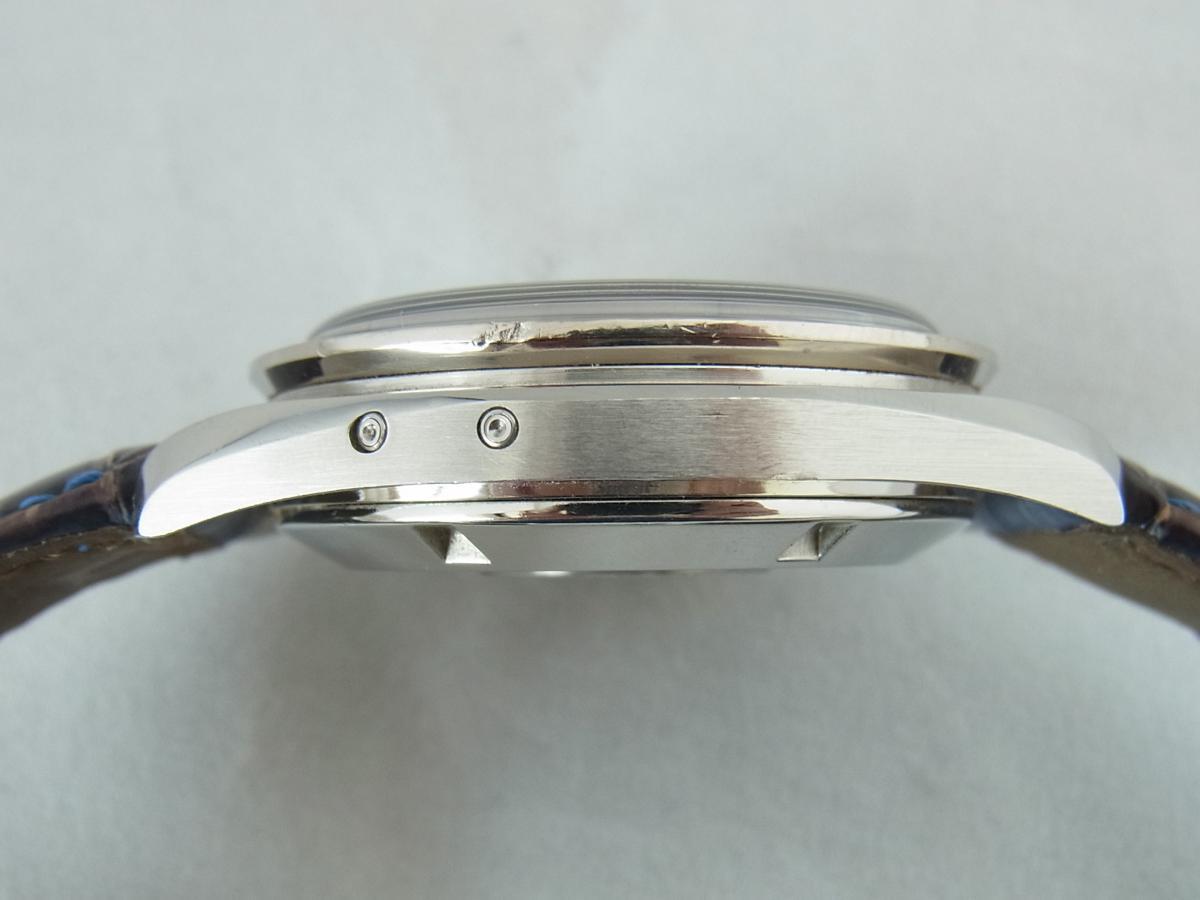 オメガスピードマスター3575.20 高額売却実績 9時ケースサイド画像 時計を売るならピアゾ(PIAZO)