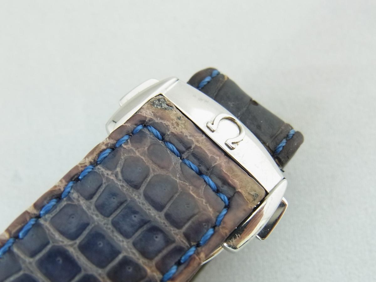 オメガスピードマスター3575.20 高価売却 バックル画像 時計を売るならピアゾ(PIAZO)