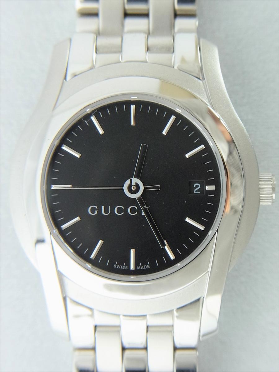 グッチGクラスYA055518 買取実績 正面全体画像 時計を売るならピアゾ(PIAZO)
