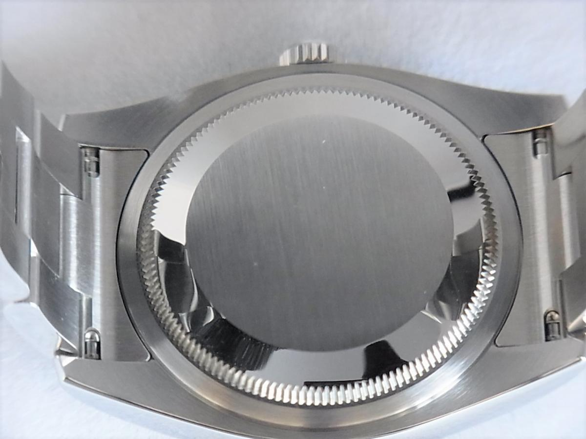 ロレックスデイトジャスト116200 シリアルナンバーM品番 売却実績 裏蓋画像 時計を売るならピアゾ(PIAZO)