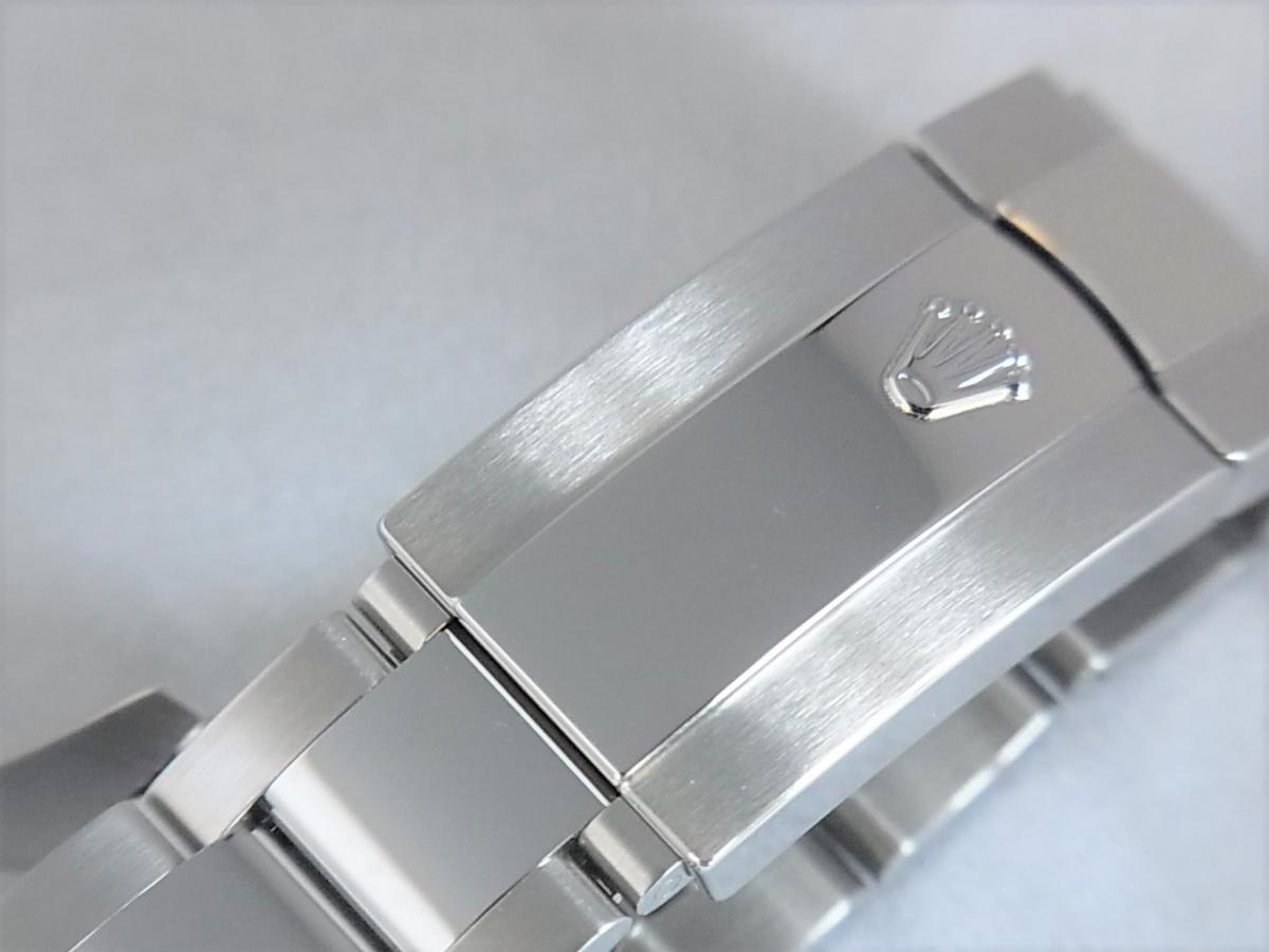 ロレックスデイトジャスト116200 シリアルナンバーM品番 高価売却 バックル画像 時計を売るならピアゾ(PIAZO)