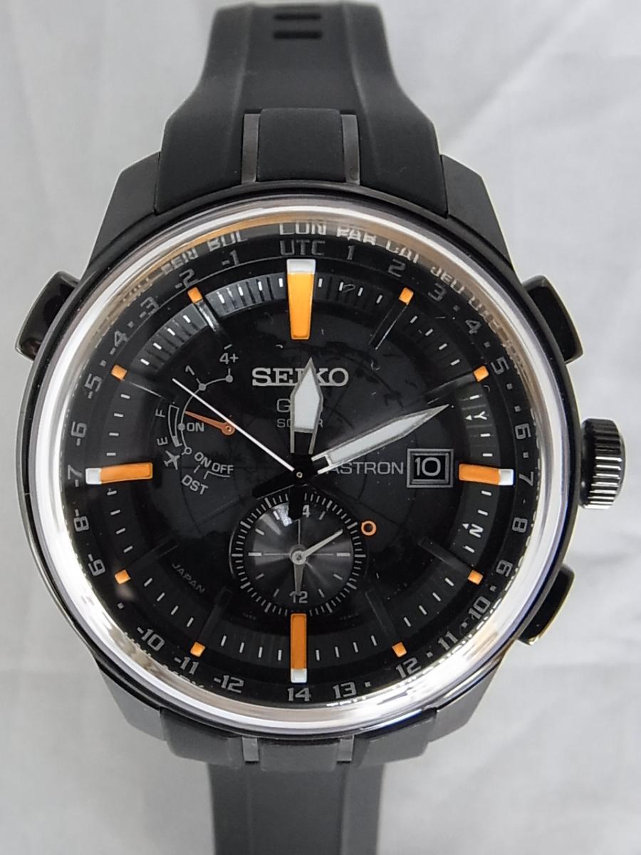 セイコーアストロンソーラーGPS搭載ウォッチSBXA035 買取実績 正面全体画像 時計を売るならピアゾ(PIAZO)
