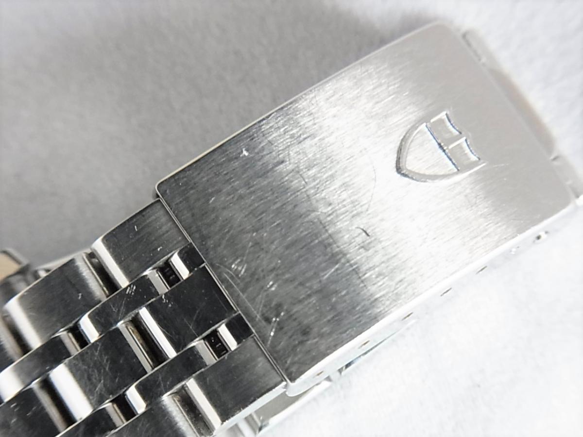 チュードルプリンセスデイト74034 シルバータぺストリー34㎜ H番シリアル 高価売却 バックル画像 時計を売るならピアゾ(PIAZO)