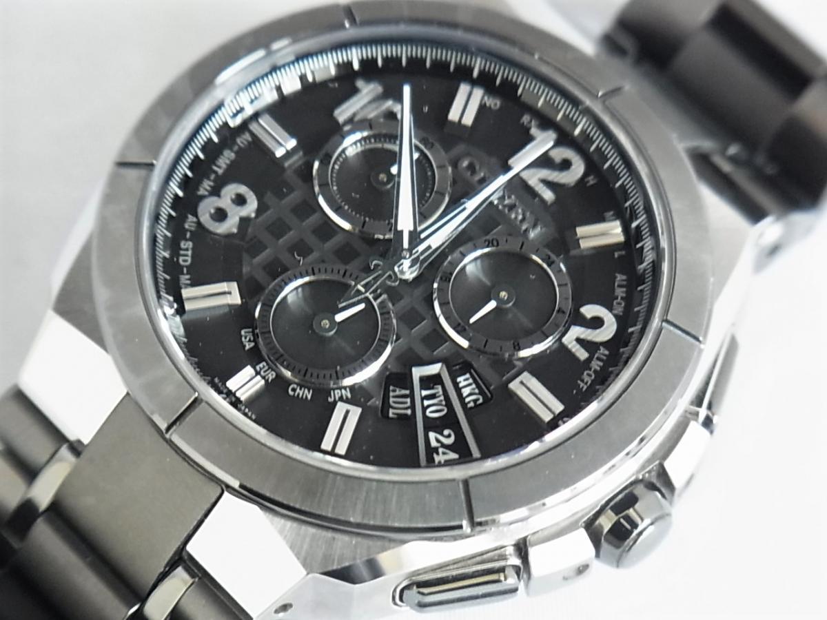 シチズンアテッサBY0045-66F(1500本限定)買取り実績 フェイス斜め画像 時計を売るならピアゾ(PIAZO)