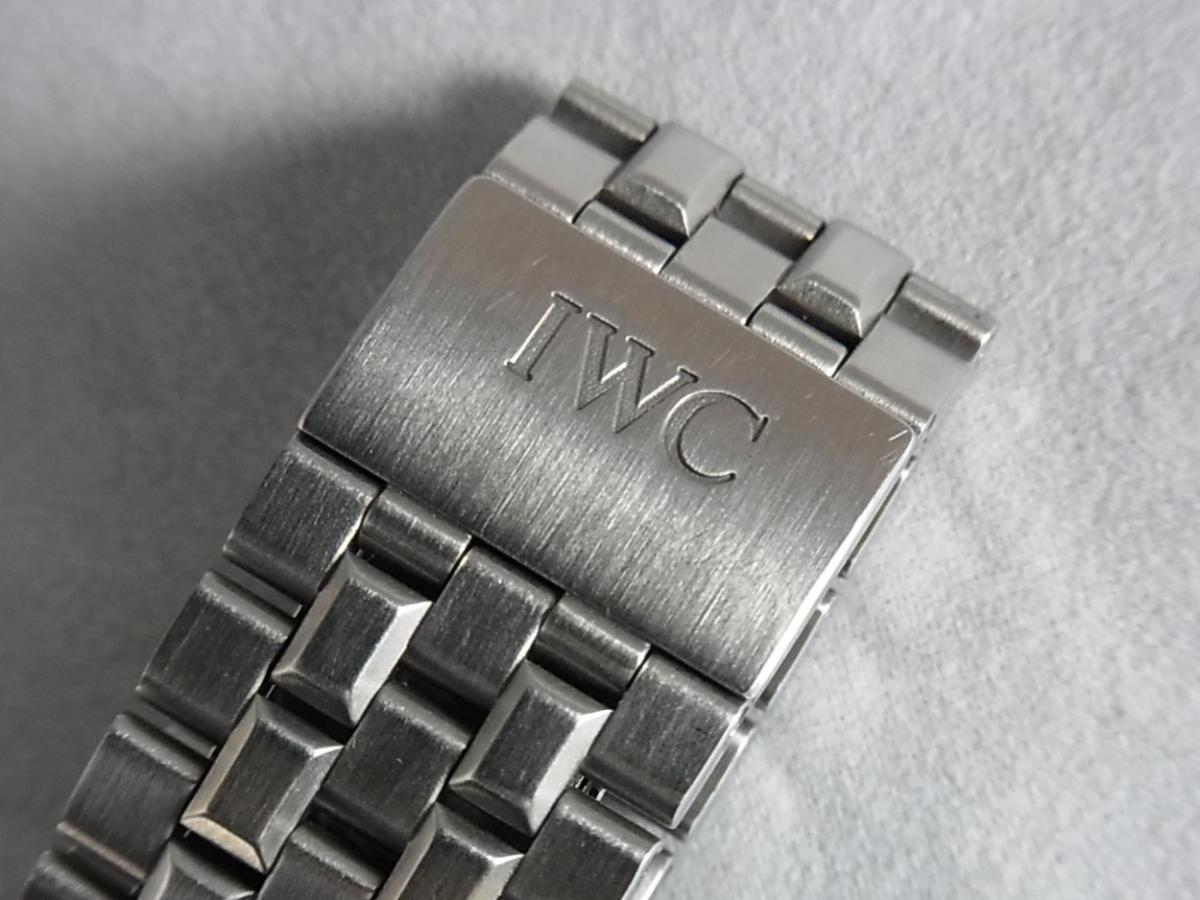 IWC スピットファイア IW325505 高価売却 バックル画像 時計を売るならピアゾ(PIAZO)