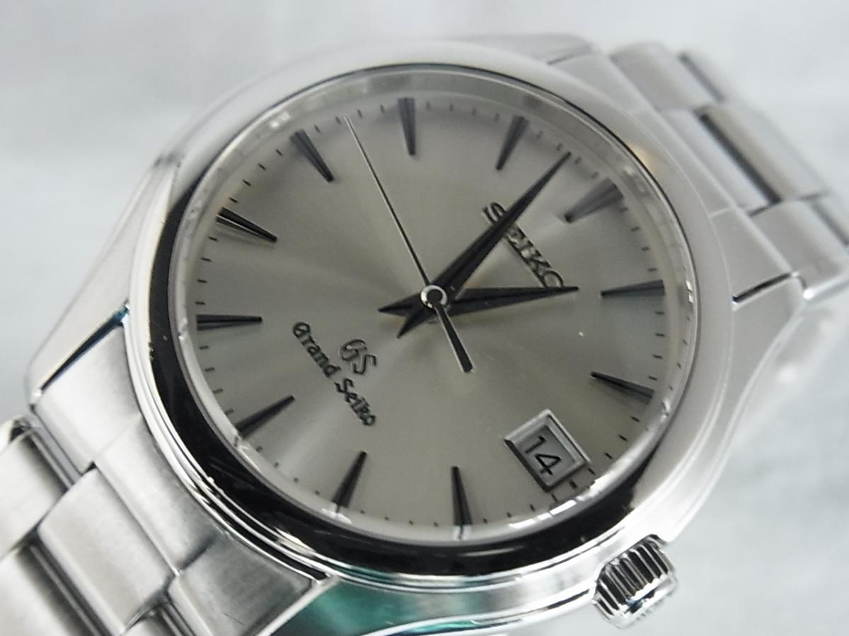 グランドセイコー 9Fクォーツ SBGX005 買取り実績 フェイス斜め画像 時計を売るならピアゾ(PIAZO)