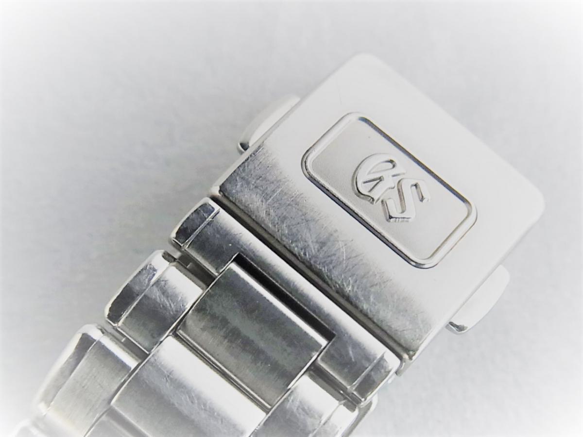 グランドセイコー 9Fクォーツ SBGX005 高価売却 バックル画像 時計を売るならピアゾ(PIAZO)