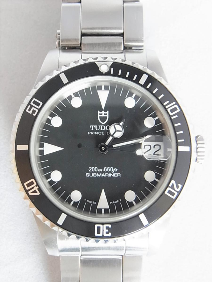 チュードル サブマリーナ 75190 買取実績 正面全体画像 時計を売るならピアゾ(PIAZO)