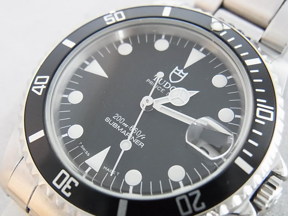 チュードル サブマリーナ 75190 買取り実績 フェイス斜め画像 時計を売るならピアゾ(PIAZO)