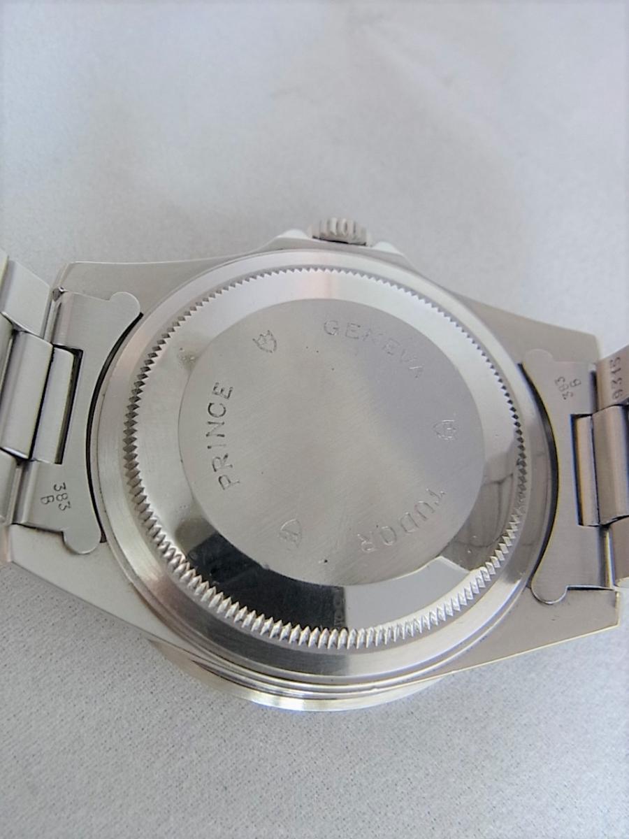 チュードル サブマリーナ 75190 売却実績 裏蓋画像 時計を売るならピアゾ(PIAZO)