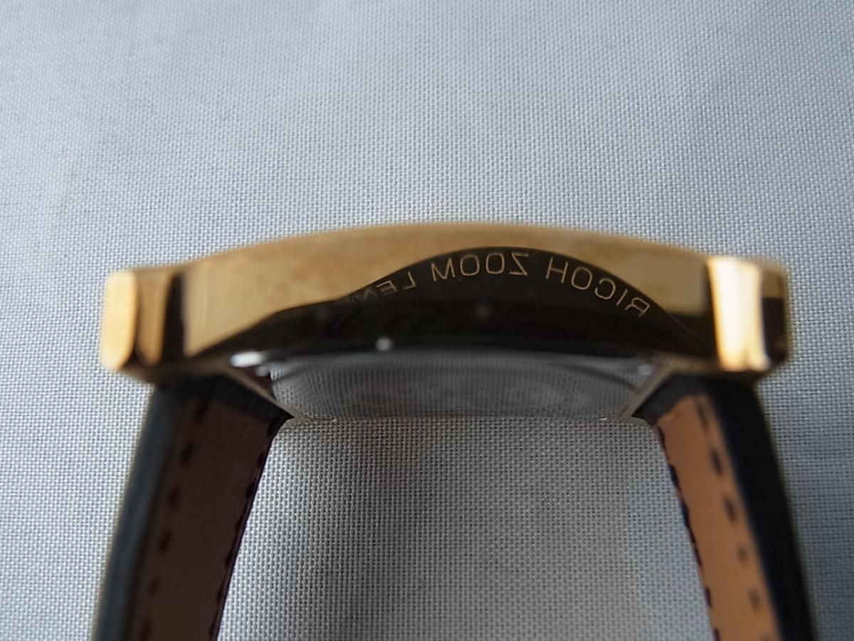 エルメスHウォッチ 金無垢 HH1.201 新品・未使用品 高額売却実績 9時ケースサイド画像 時計を売るならピアゾ(PIAZO)