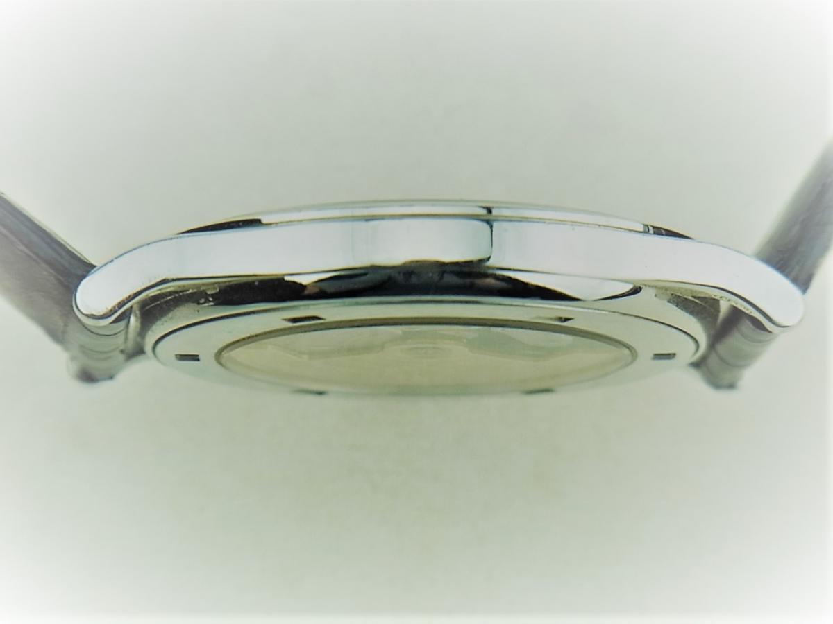 5296G-001 パテックフィリップカラトラバ シルバー5296G-001 メンズ腕時計 高額売却実績 9時ケースサイド画像 時計を売るならピアゾ(PIAZO)
