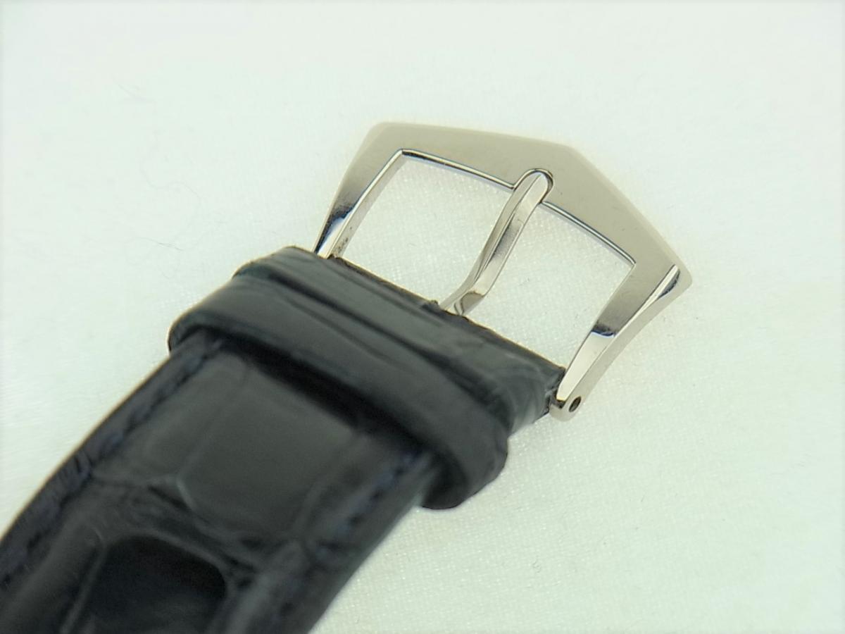 5296G-001 パテックフィリップカラトラバ シルバー5296G-001 メンズ腕時計 高価売却 バックル画像 時計を売るならピアゾ(PIAZO)