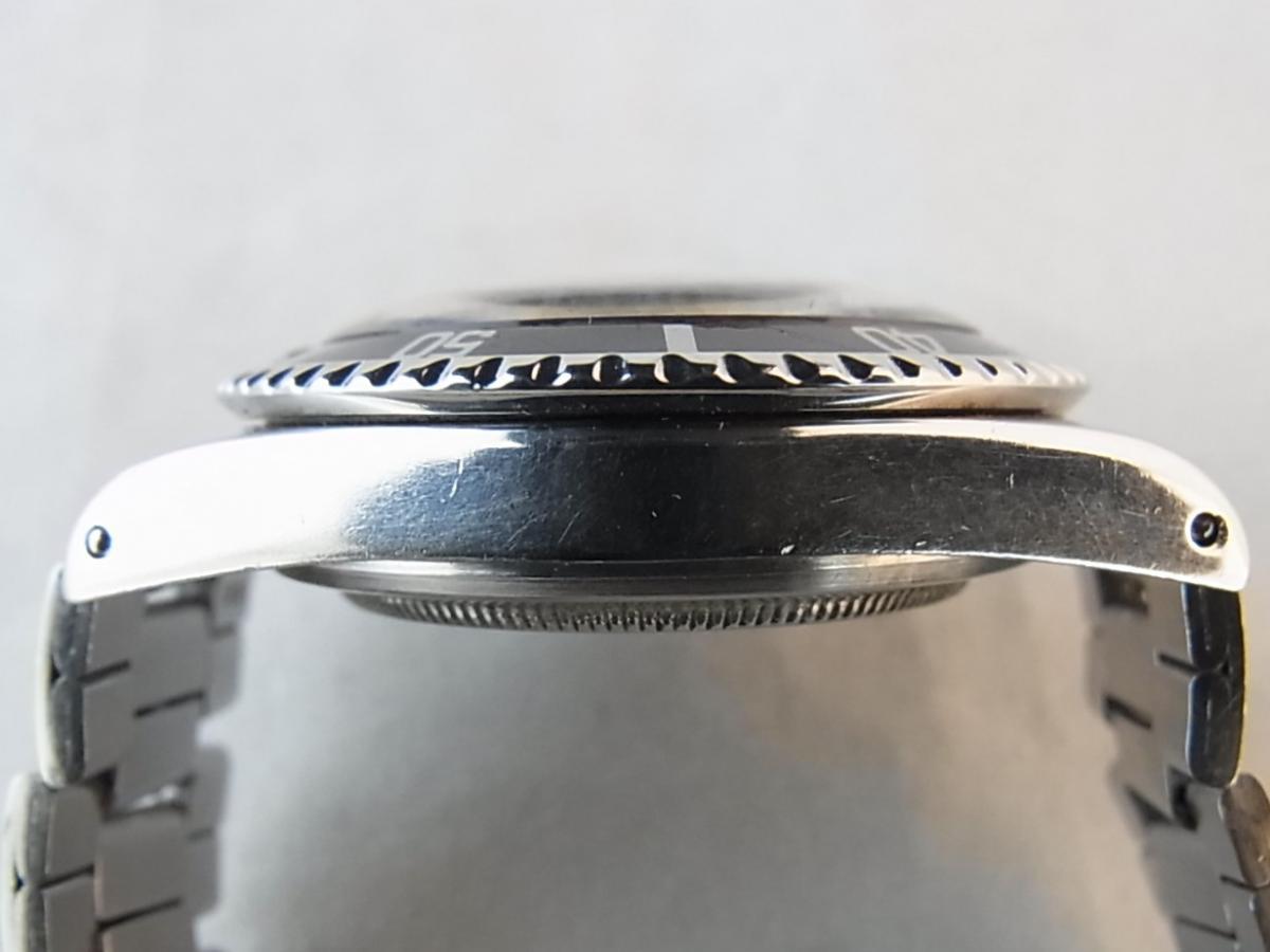 ロレックス 5513 メーターファースト下サブ ロング5 トリチウム 1968年頃製造 メンズ腕時計 高額売却実績 9時ケースサイド画像 時計を売るならピアゾ(PIAZO)