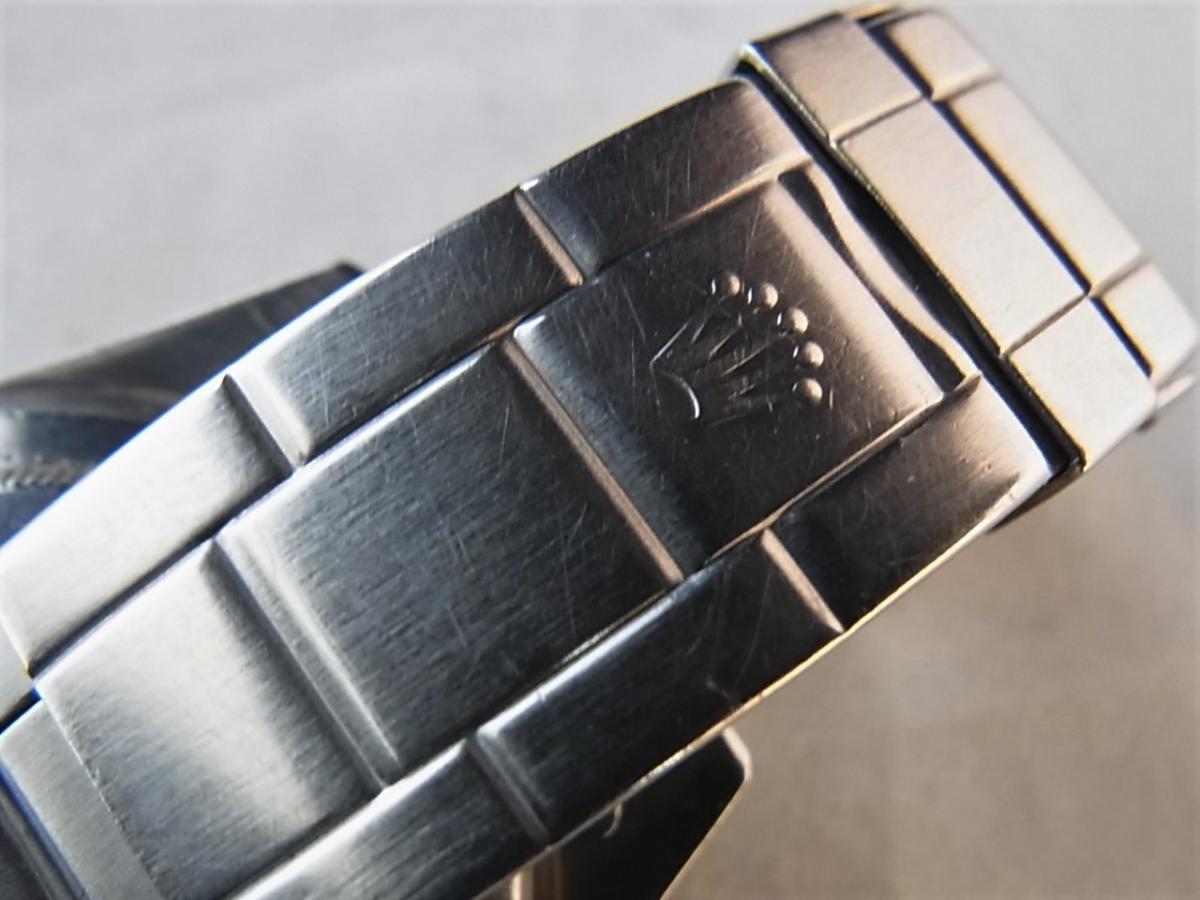 ロレックス 5513 メーターファースト下サブ ロング5 トリチウム 1968年頃製造 メンズ腕時計 高価売却 バックル画像 時計を売るならピアゾ(PIAZO)