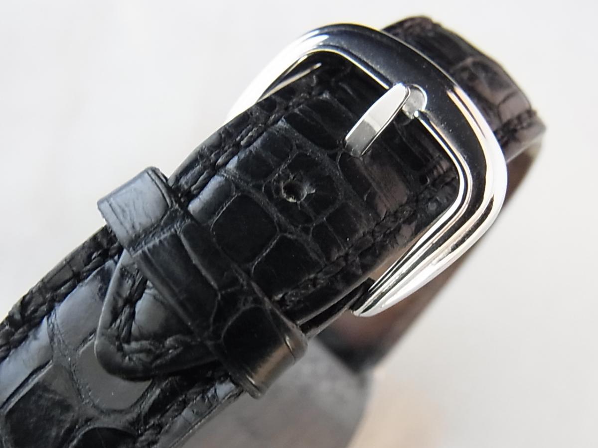 フランクミュラー ウカーベックス クレイジーアワーズ カラードリーム 7851ch ケースSS皮 メンズ腕時計 売却実績 裏蓋画像 高価売却 バックル画像 時計を売るならピアゾ(PIAZO)