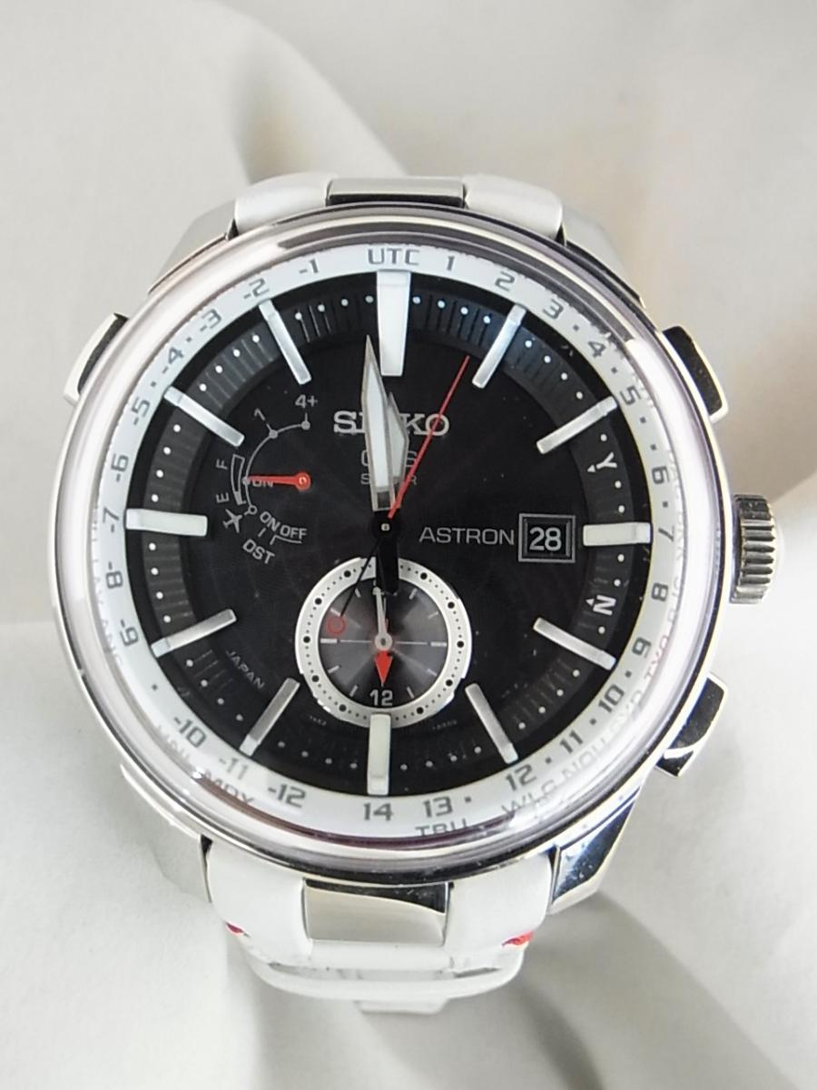 セイコー アストロンリミテッドSBXA045 GPSソーラーウォッチ メンズ腕時計 買取実績 正面全体画像 時計を売るならピアゾ(PIAZO)